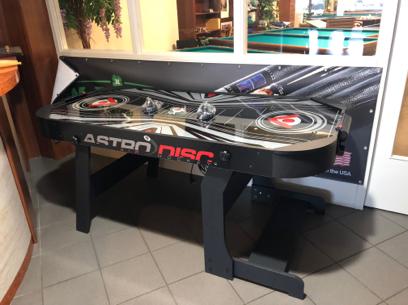 Airhockey Tafel Klein : Airhockey tafel astrodisc stoffelen biljarts