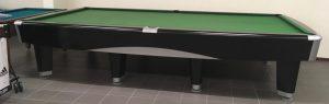 brunswick snookertafel 12 voet stoffelen biljarts